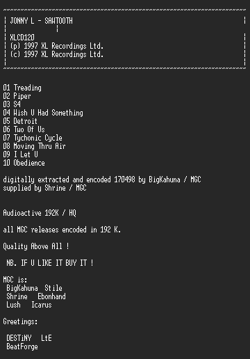 NFO file for Jonny_L_-_Sawtooth-MGC